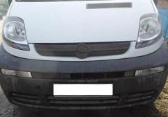 AVTM Зимняя накладка матовая Opel Vivaro 2001-2006 (решетка)