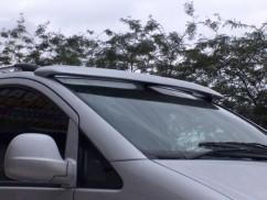 AVTM Козырек лобового стекла  Mercedes Vito (03-)