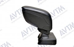 AVTM Подлокотник  Ford Focus (2011-2015) черный, сдвижной