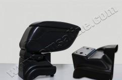 AVTM Подлокотник  Hyundai Accent/Solaris (2010-2014) сдвижной, черный