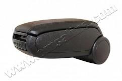 Подлокотник  Renault Megane II 04- черный