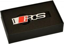 Брелок оригинальный  для ключей Audi RS (Premium)
