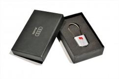 AVTM Брелок оригинальный  для ключей Audi S-Line (Premium, трос)