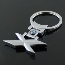 "AVTM Брелок оригинальный  для ключей BMW ""Х"""