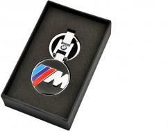 Брелок оригинальный  для ключей BMW M (Premium)