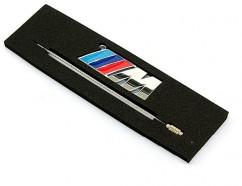 Брелок оригинальный  для ключей BMW M (на тросике)