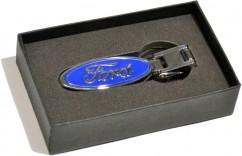 AVTM Брелок оригинальный  для ключей Ford (Premium, синий)