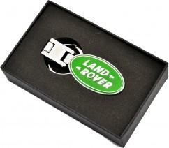 AVTM Брелок оригинальный  для ключей Land Rover (Premium, зеленый)