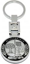 AVTM Брелок оригинальный  для ключей Mercedes Affalterbach AMG (Premium, черный)