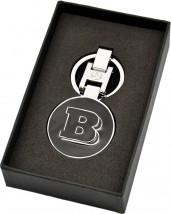 AVTM Брелок оригинальный  для ключей Mercedes Brabus (Premium, черный)