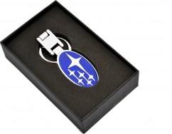 AVTM Брелок оригинальный  для ключей Subaru (Premium, синий)