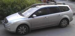 Ветровики Ford Focus II Wagon 2004-2011