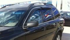 Ветровики  Volvo XC90 2003-  SIM