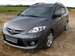 Ветровики Mazda 5 I 2005-2010