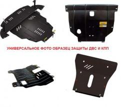Защита двигателя и КПП   Ford Fiesta 7 Eco Boost