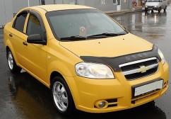 VIP Tuning Дефлектор капота  Chevrolet Aveo с 2006 (седан)