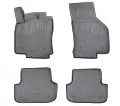 NorPlast Коврики в салон Audi A3 (V8,8VA) (12-) полиуритановые