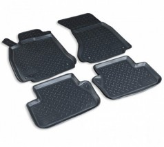 NorPlast Коврики в салон Audi A4 (B8,8K) (07-) полиуритановые