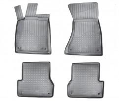 NorPlast Коврики в салон Audi A6 (4G,C7) (11-) полиуритановые