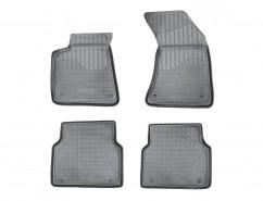 NorPlast Коврики в салон Audi A8 (D4,4H) (10-) полиуритановые