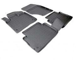 Коврики в салон Audi Q7 (4LB) (05-15) полиуритановые