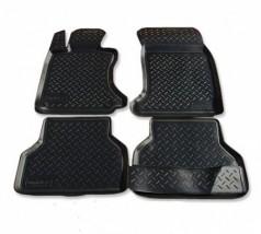 Коврики в салон BMW 5 (E60) (03-10) полиуритановые