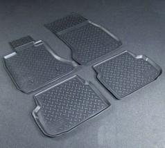NorPlast Коврики в салон BMW 7 (F01) (08-) полиуритановые