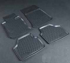 NorPlast Коврики в салон BMW X1 (E84) (09-) полиуритановые