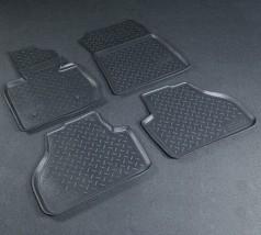 NorPlast Коврики в салон BMW X3 (F25) (10-) полиуритановые