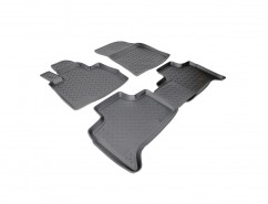 NorPlast Коврики в салон BMW X5 (E53) (99-07) полиуритановые