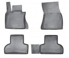 NorPlast Коврики в салон BMW X5/X6 (F15) (13-) полиуритановые