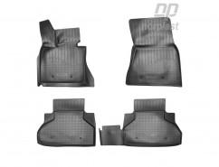 NorPlast Коврики в салон BMW X6 (F16/F86M) (14-) полиуритановые