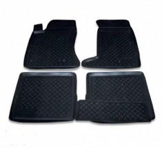 NorPlast Коврики в салон Cadillac SRX (03-10) полиуритановые