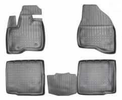 NorPlast Коврики в салон Ford Explorer (U502) (10-) полиуритановые  3ряд