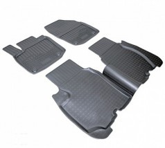 NorPlast Коврики в салон Honda Honda Civic 5D (EU) (12-) полиуритановые