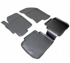 NorPlast Коврики в салон Hyundai Elantra (XD) (03-06) полиуритановые