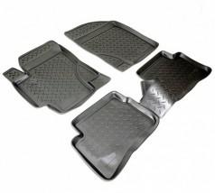 NorPlast Коврики в салон Hyundai Ассеnt (06-10) полиуритановые