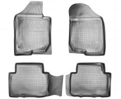 NorPlast Коврики в салон Kia Carens (06-12) полиуритановые