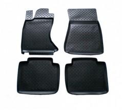 NorPlast Коврики в салон Lexus GS AWD (S19) (05-12) полиуритановые