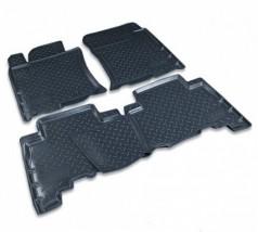 NorPlast Коврики в салон Lexus GX 460 (J15) (10-) полиуритановые