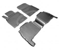 NorPlast Коврики в салон Lexus LX 570 (URJ200) (08-) полиуритановые
