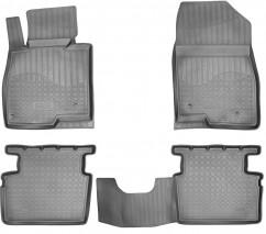 NorPlast Коврики в салон Mazda 3 (13-) полиуритановые