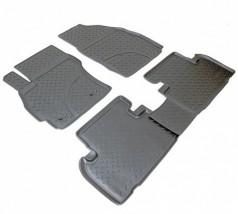 NorPlast Коврики в салон Mazda 5 (10-) полиуритановые