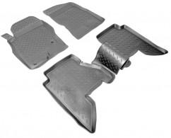 NorPlast Коврики в салон Nissan Pathfinder (04-) полиуритановые