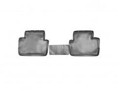 Коврики в салон Nissan Qashqa задние (T32) (14-) полиуритановые