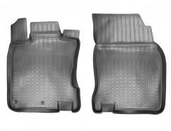 Коврики в салон Nissan Qashqa передние (T32) (14-) полиуритановые