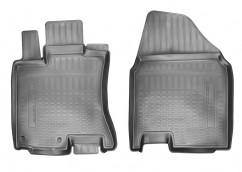 NorPlast Коврики в салон Nissan Qashqa+2 передние (08-) полиуритановые