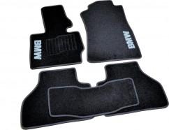 AVTM Коврики в салон текстильные BMW X3 (F25) (2010-) Черные,  комплект 5шт,