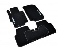 AVTM Коврики в салон текстильные Honda Accord (2002-2008) Черные,  комплект 5шт