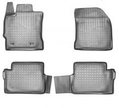 NorPlast Коврики в салон Toyota Auris (13-) полиуритановые